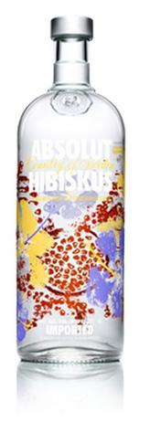 Absolut Vodka Hibiskus